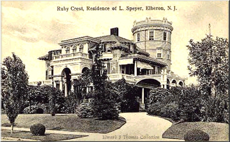 Historic Views Of Long Branch Elberon